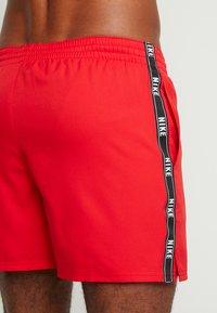 Nike Performance - VOLLEY SHORT LOGO TAPE - Badeshorts - university red - 1