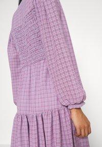 EDITED - KARLA DRESS - Maxi dress - purple - 5