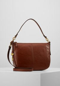 Fossil - JOLIE - Across body bag - brown - 0