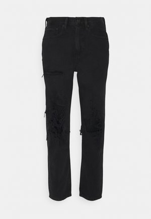 BOYFRIEND - Relaxed fit jeans - bold black