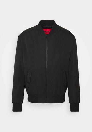 BORIS - Bomber Jacket - black