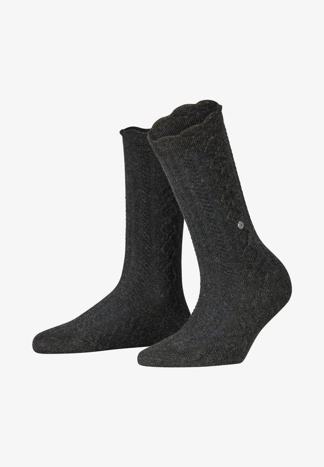 Socks - anthra.mel