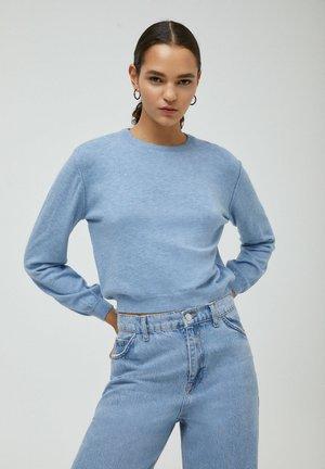 Jumper - light blue