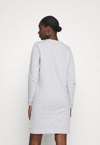 Calvin Klein - VALENTINES - Kjole - light grey heather - 2