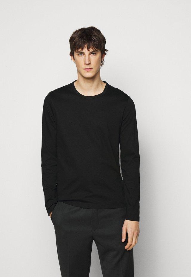 OLAF - Langarmshirt - black