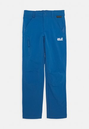 Trousers - indigo blue