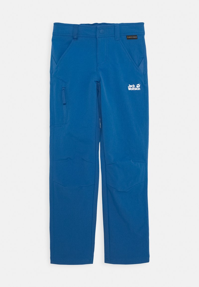 Jack Wolfskin - ACTIVATE - Trousers - indigo blue