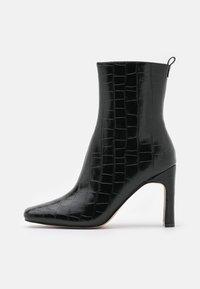 RAID - HURSTON - Kotníkové boty - black - 1
