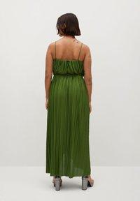 Violeta by Mango - RITA - Day dress - olivengrün - 3