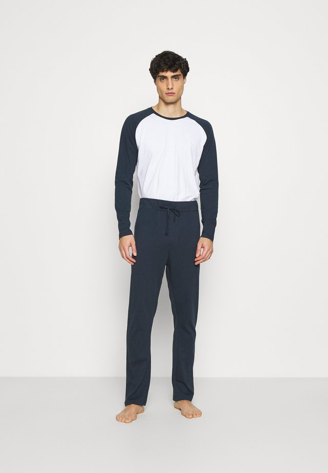 RAGLAN JOGGER SET - Pyjama - navy