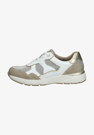 Trainers - beige
