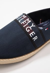 Tommy Hilfiger - SUMMER SLIPON - Espadryle - blue - 5