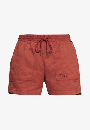 SENEGAL SHORTS - kurze Sporthose - auburn