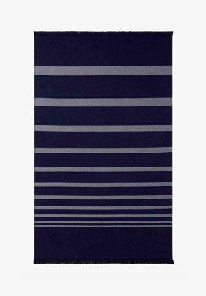 Beach towel - navy