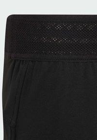 adidas Performance - Sports shorts - black - 3