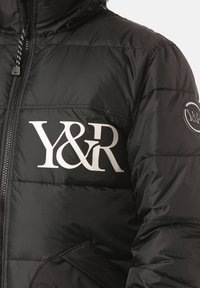 Young and Reckless - PUFF - Winter jacket - black - 4
