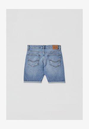 Džínové kraťasy - blue