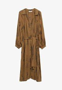 Mango - Shirt dress - braun - 6
