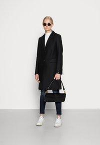 Tommy Hilfiger - CLASSIC COAT - Classic coat - black - 1
