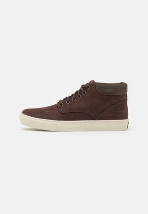 ADVENTURE 2.0 CUPSOLE - High-top trainers - dark brown