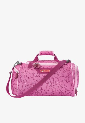 Sports bag - natural butterfly