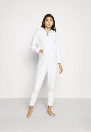 MEVELINE COMBINAISON DOUDOU - Pyjama - ecru