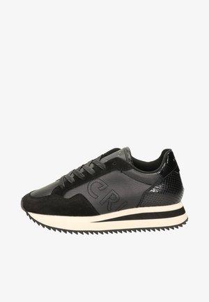 SIERRA - Sneakers laag - zwart