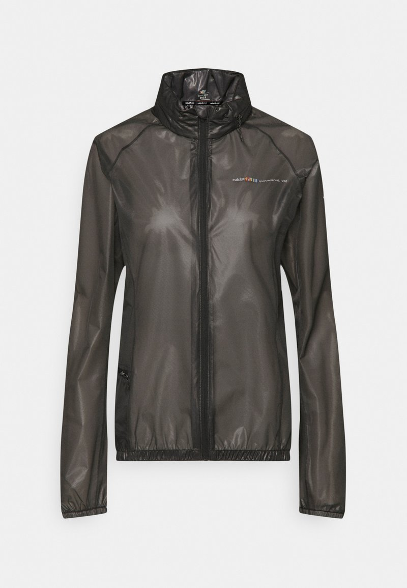 Rukka - MAKULA - Waterproof jacket - black