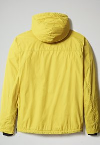 Napapijri - RAINFOREST CIRCULAR - Light jacket - yellow moss - 8