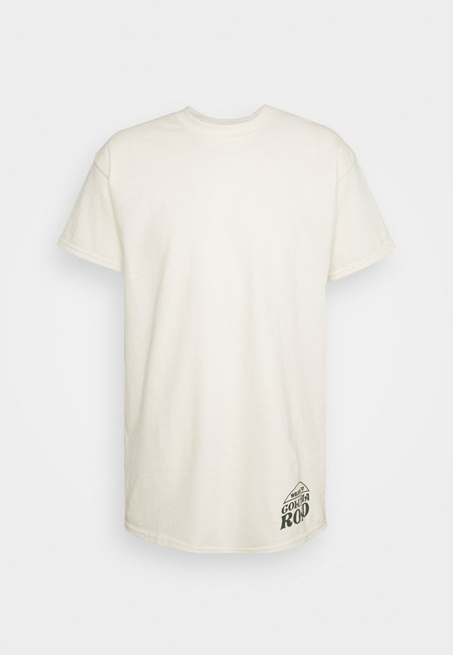 COLUMBIA ROAD TEE - Print T-shirt - sand