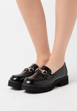 EMPIRE - Loafers - black