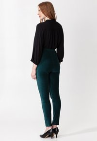 Indiska - Leggings - Trousers - petrol - 2