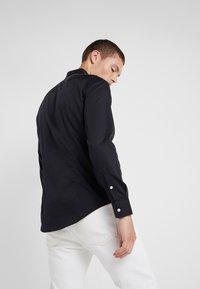 Emporio Armani - CAMICIA SLIM FIT - Formal shirt - blue navy - 2
