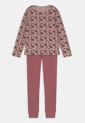 NKFNIGHSET FLOWER  - Pyjama set - deco rose