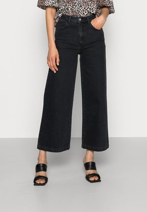 CALM JEANS  - Flared Jeans - grey