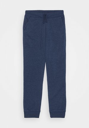 LOGO PANT SOLID - Pantalon de survêtement - blue