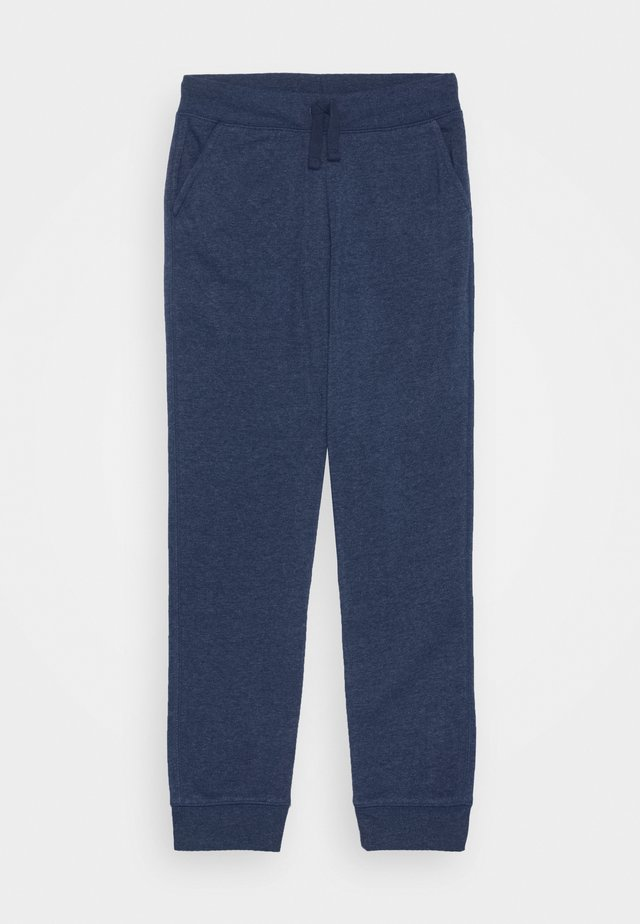 LOGO PANT SOLID - Tracksuit bottoms - blue