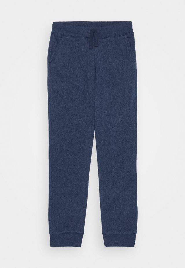 LOGO PANT SOLID - Jogginghose - blue