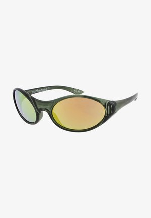 LARSEN - Sunglasses - green