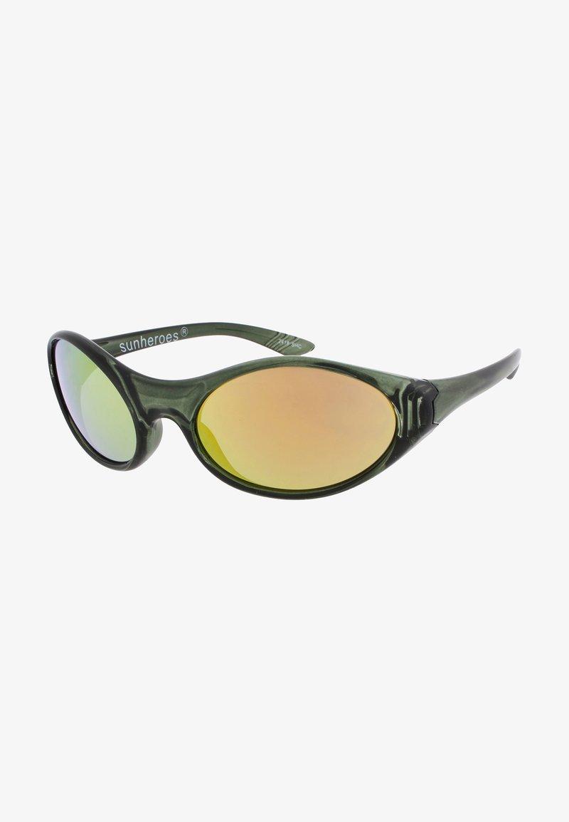 Sunheroes - LARSEN - Sunglasses - green