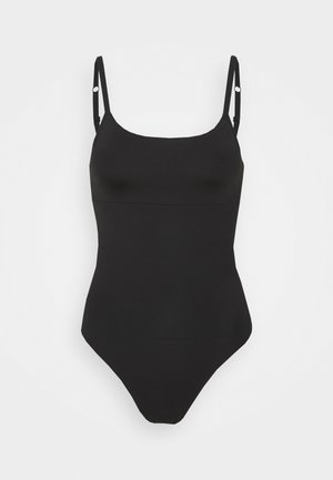 WOMEN 2ND SKIN - Body - black