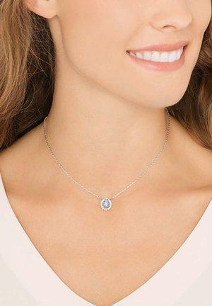 Necklace - silber/blau
