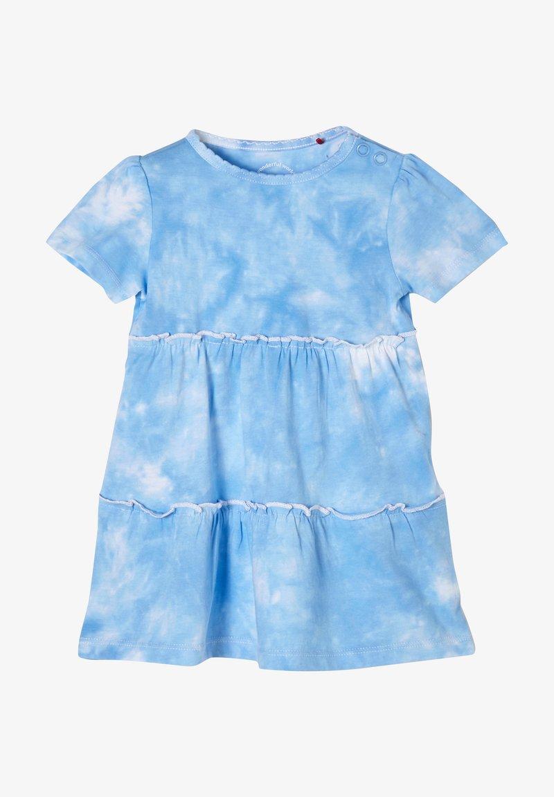 s.Oliver - Jersey dress - light blue