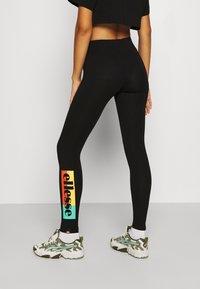 Ellesse - JUNIPER - Leggings - Trousers - black - 2