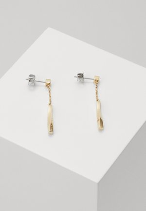 SIGNATURE - Earrings - gold-coloured