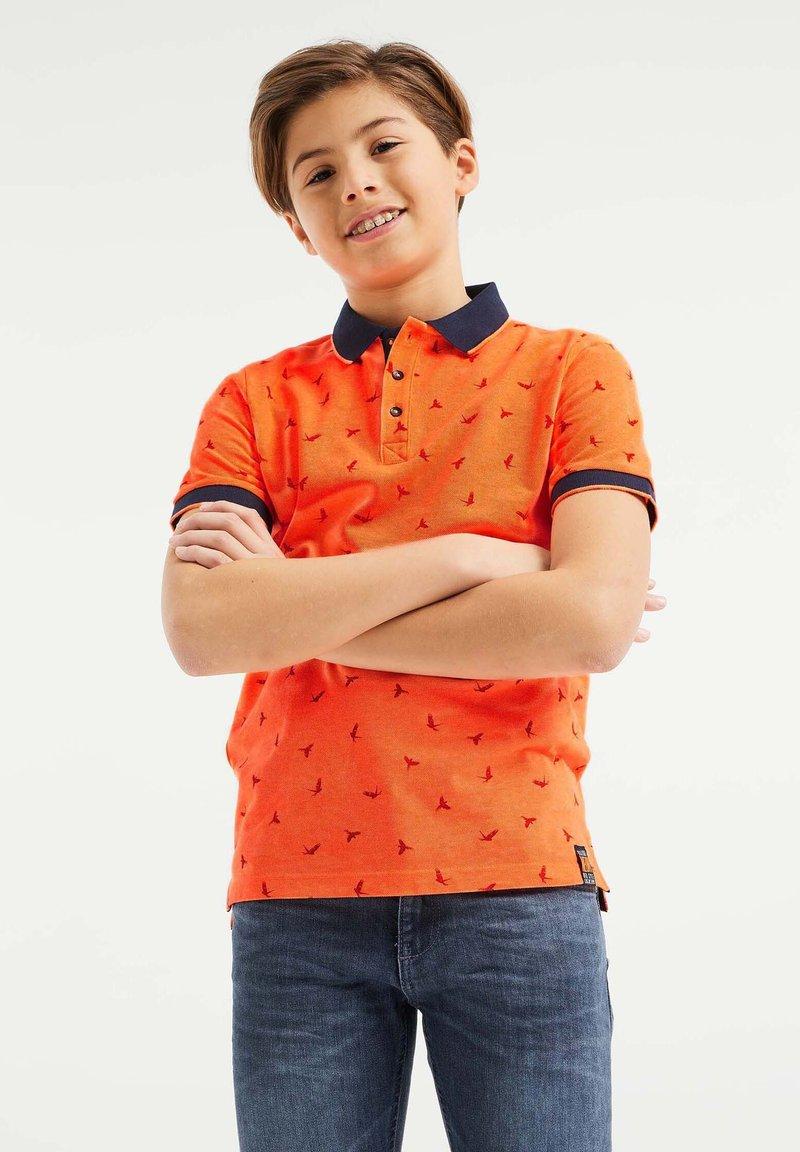WE Fashion - Polo - orange