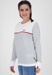 alife & kickin - Long sleeved top - white - 3