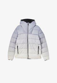 PULL&BEAR - Winter jacket - light grey - 6