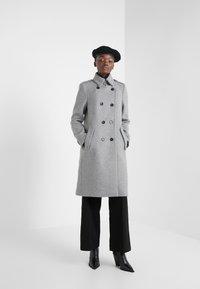 DRYKORN - BUCKEY - Płaszcz wełniany /Płaszcz klasyczny - grey - 1