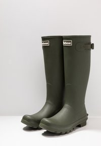Barbour - MENS BEDE - Wellies - olive - 2